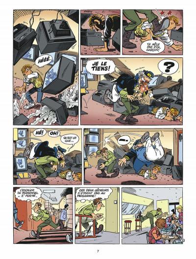 Page 8 léo loden tome 18 - tapas ou ça casse