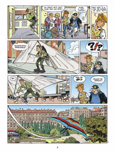 Page 9 léo loden tome 18 - tapas ou ça casse