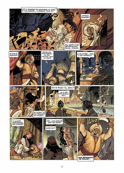 Page 6 sinbad tome 1 - le cratère d'alexandrie