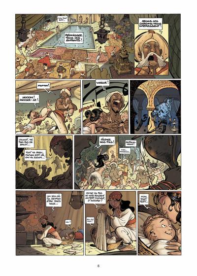 Page 7 sinbad tome 1 - le cratère d'alexandrie
