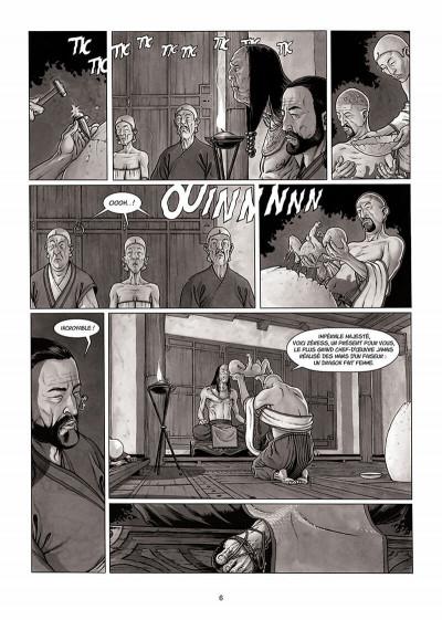 Page 7 servitude tome 2 - drekkars