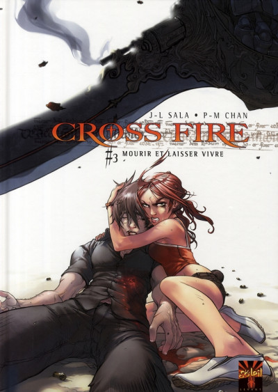 Couverture Cross fire tome 3