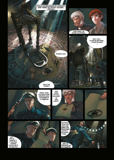 Page 3 Cross fire tome 3