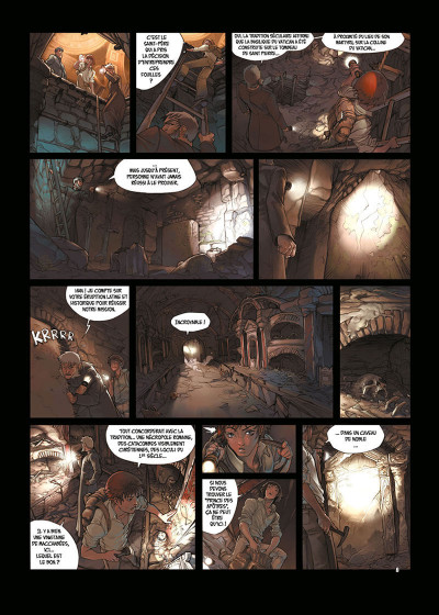 Page 4 Cross fire tome 3