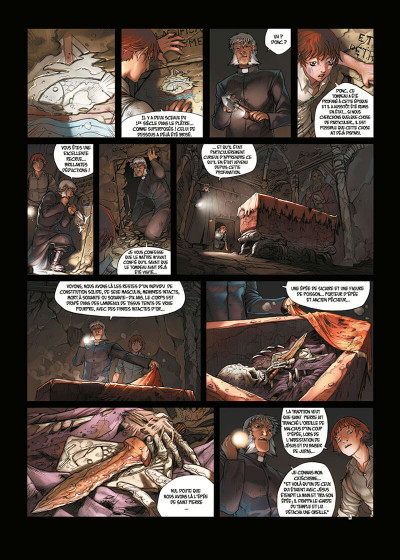 Page 6 Cross fire tome 3