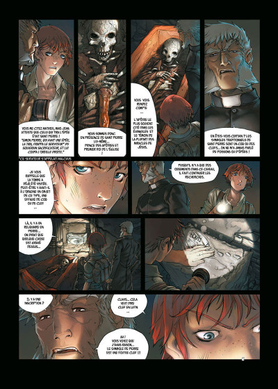 Page 7 Cross fire tome 3
