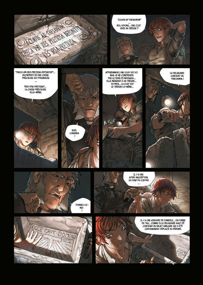 Page 8 Cross fire tome 3