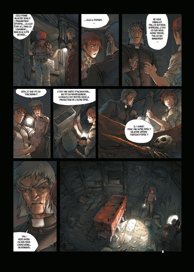 Page 9 Cross fire tome 3