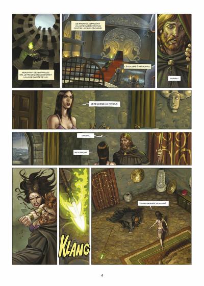 Page 5 les druides tome 4 - la ronde des géants