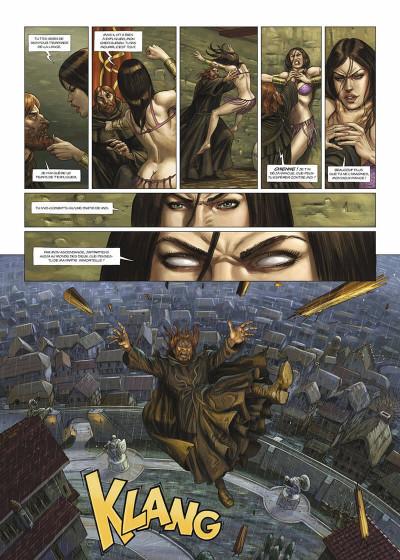 Page 6 les druides tome 4 - la ronde des géants