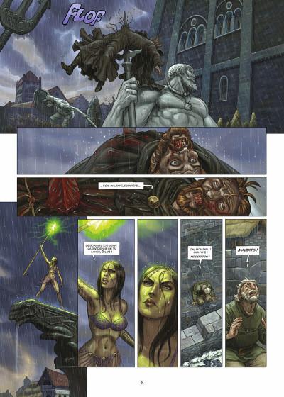 Page 7 les druides tome 4 - la ronde des géants