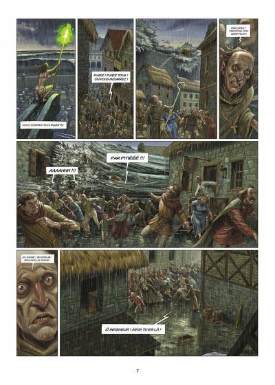 Page 8 les druides tome 4 - la ronde des géants