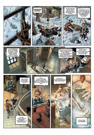 Page 1 le dieu des cendres tome 1 - luchtigern