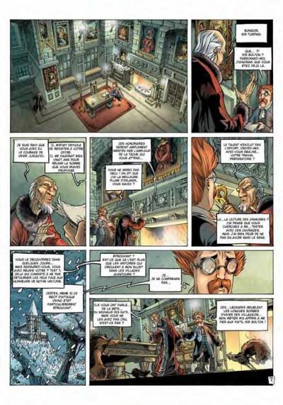 Page 2 le dieu des cendres tome 1 - luchtigern