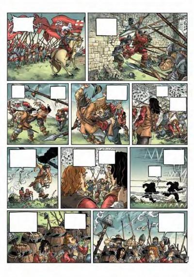 Page 4 le dieu des cendres tome 1 - luchtigern