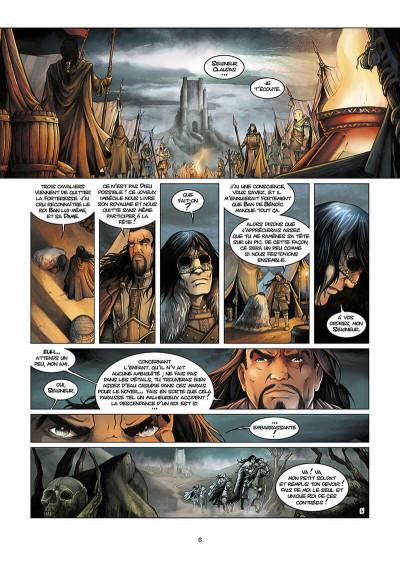 Page 7 lancelot tome 1 - claudas des terres désertes