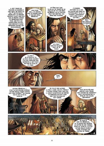 Page 9 lancelot tome 1 - claudas des terres désertes