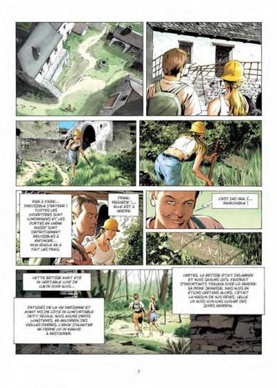 Page 5 fontainebleau ; la maison du sang