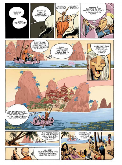 Page 1 hong kong spirit tome 1 - l'ultime recette