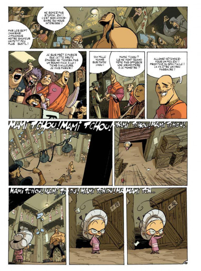 Page 2 hong kong spirit tome 1 - l'ultime recette