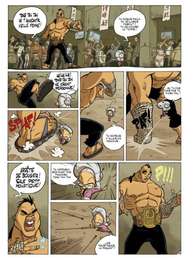 Page 3 hong kong spirit tome 1 - l'ultime recette
