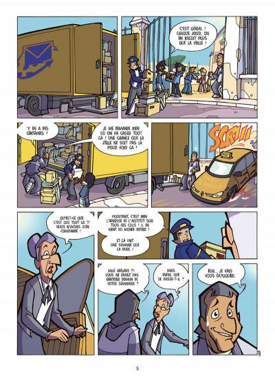 Page 6 foot 2 rue tome 8 - Dakar
