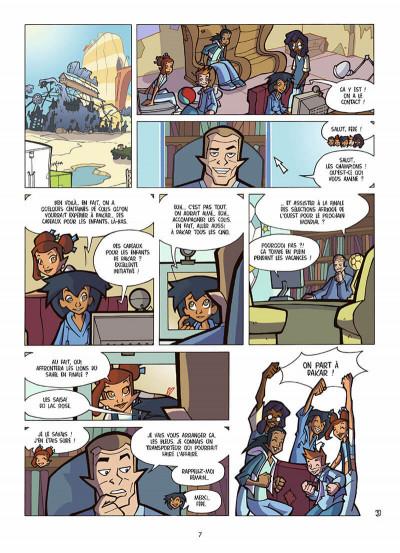 Page 8 foot 2 rue tome 8 - Dakar