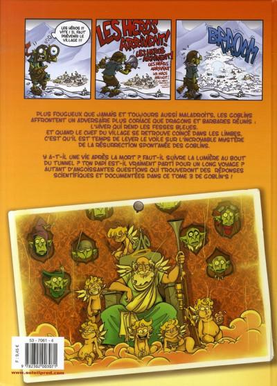 Dos goblin's tome 3 - sur la terre comme au ciel