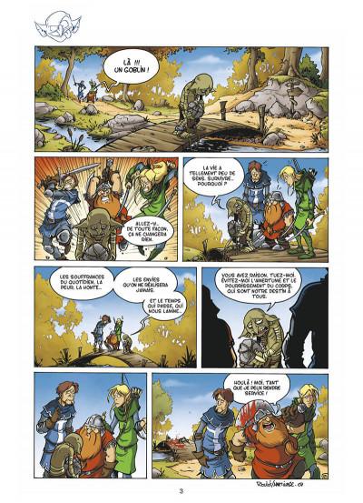 Page 4 goblin's tome 3 - sur la terre comme au ciel