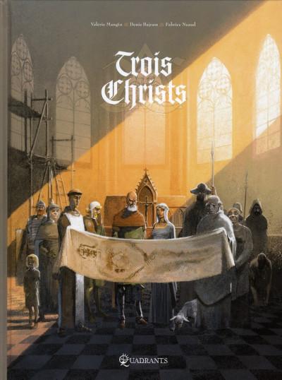 Couverture trois Christs