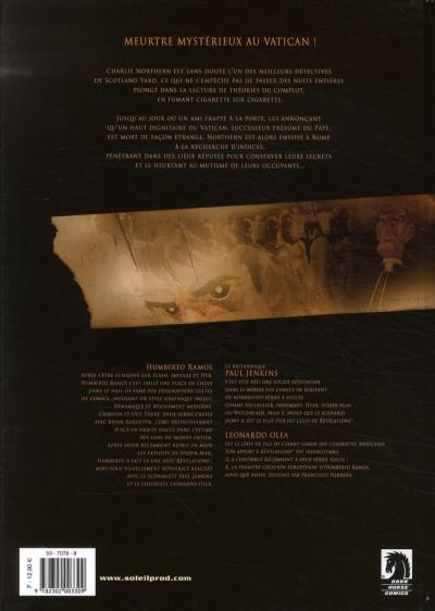 Dos révélations tome 3 (édition 2008)