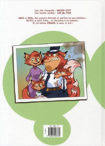 Dos les mc fox tome 1