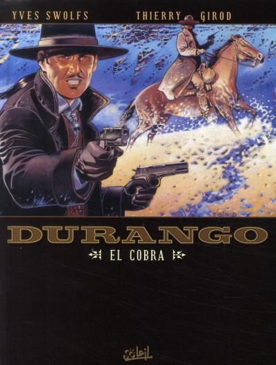Couverture Durango tome 15
