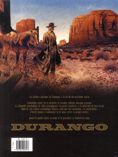 Dos Durango tome 15