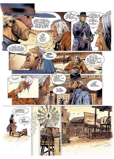Page 4 durango tome 14 - un pas vers l'enfer