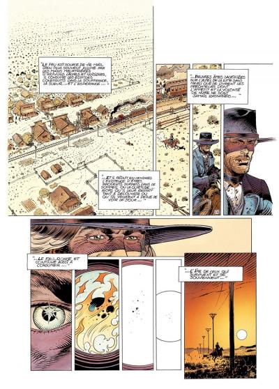 Page 5 durango tome 14 - un pas vers l'enfer
