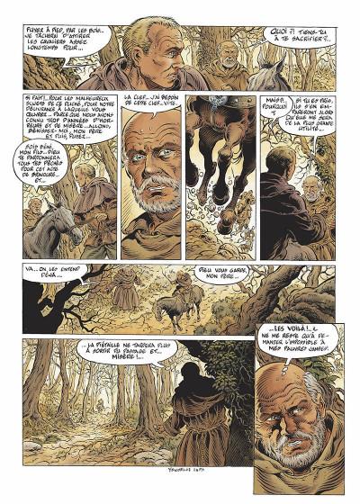 Page 6 légende tome 4 - le maître des songes
