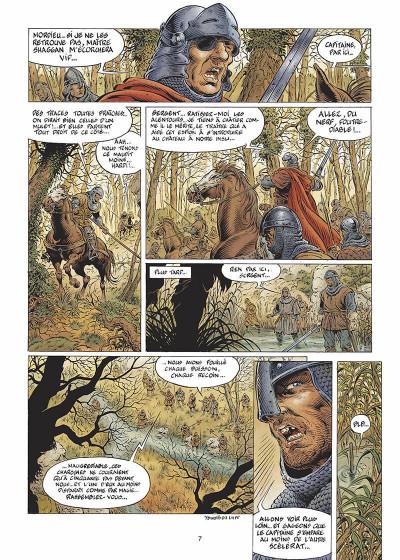 Page 8 légende tome 4 - le maître des songes