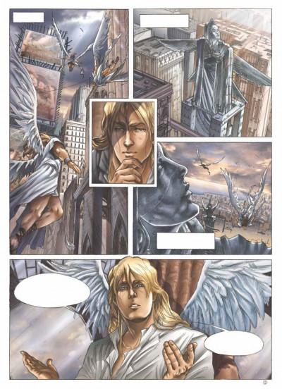 Page 2 paradis perdu - psaume 2 tome 1 - l'évangile selon jacob