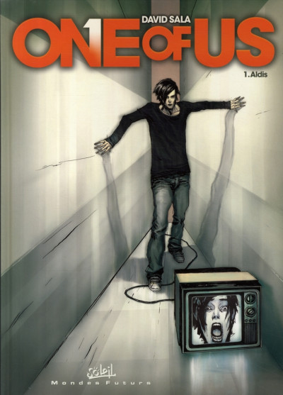 Couverture one of us tome 1 - aldis