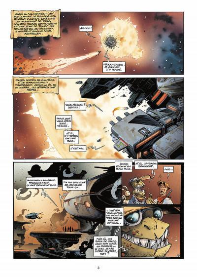 Page 4 lanfeust des étoiles tome 8 - le sang des comètes