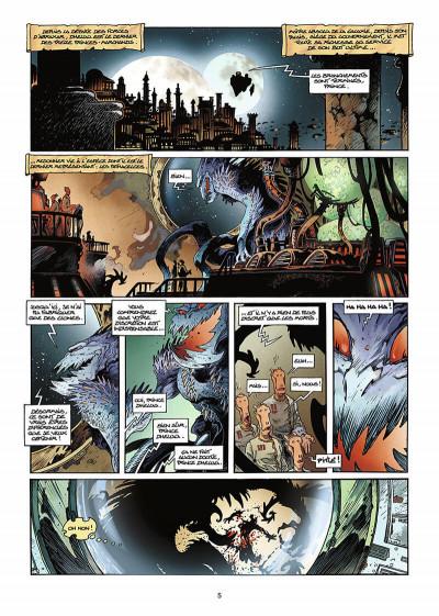 Page 6 lanfeust des étoiles tome 8 - le sang des comètes