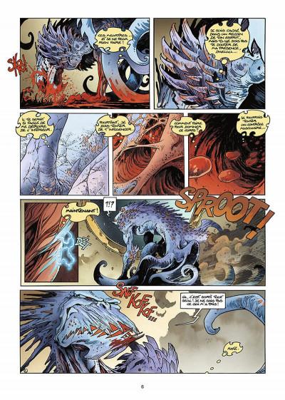 Page 7 lanfeust des étoiles tome 8 - le sang des comètes