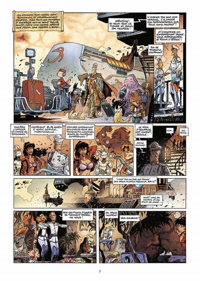 Page 8 lanfeust des étoiles tome 8 - le sang des comètes