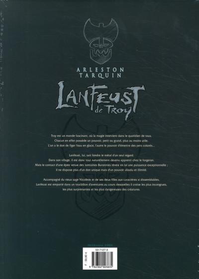 Dos lanfeust de troy - coffret tome 1 à tome 4 (édition 2009)