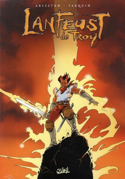 Couverture lanfeust de troy - coffret tome 5 à tome 8 (édition 2009)