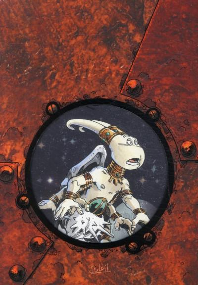 Couverture lanfeust des étoiles - coffret tome 1 à tome 4 (édition 2009)