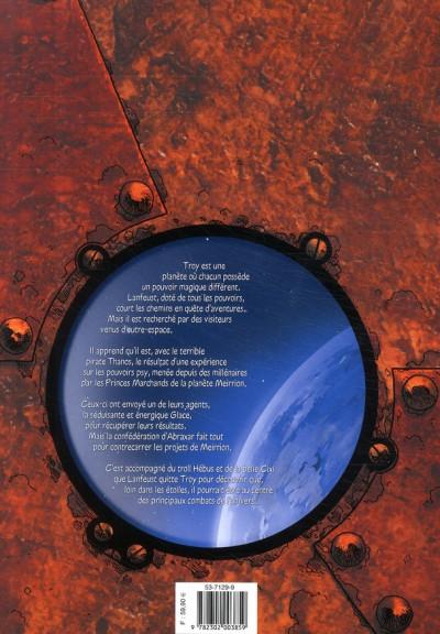 Dos lanfeust des étoiles - coffret tome 1 à tome 4 (édition 2009)