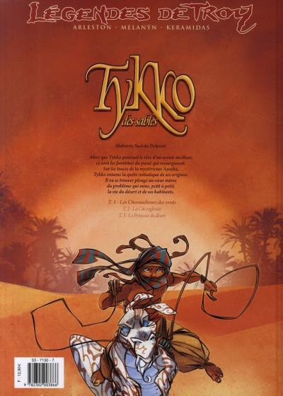 Dos Tykko des sables tome 1