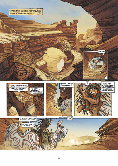 Page 4 Tykko des sables tome 1